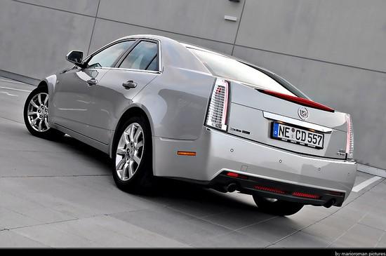 Von Grund auf Ehrlich | Cadillac CTS 3,6 V6