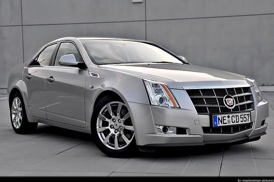 Von Grund auf Ehrlich   Cadillac CTS 3,6 V6