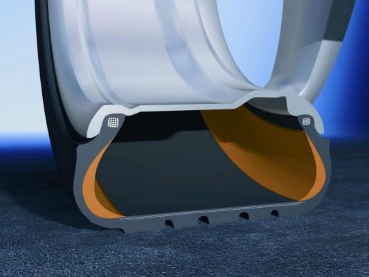 Vorsicht bei der Montage von Runflat-Reifen