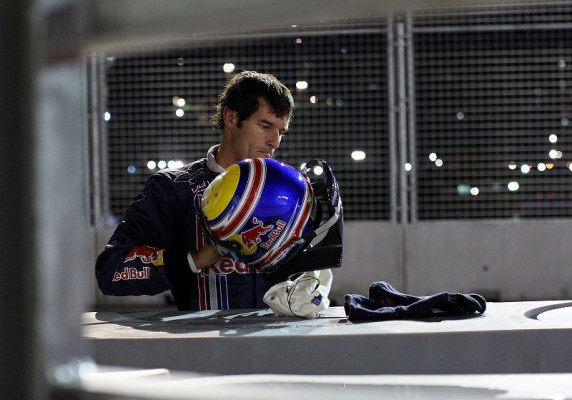 Webber will bis zu Februar-Tests fit sein: Weiß nicht, ob das möglich ist