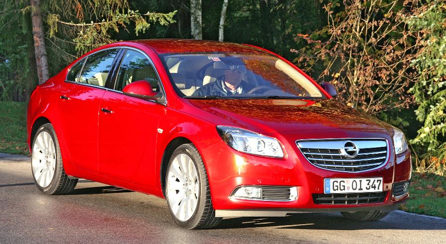 ZF liefert variable Fahrwerksdämpfung für den Opel Insignia