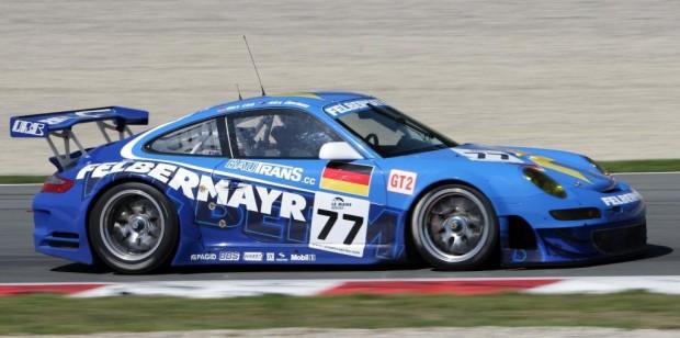 Alex Davison erfolgreichster Porsche-Privatfahrer
