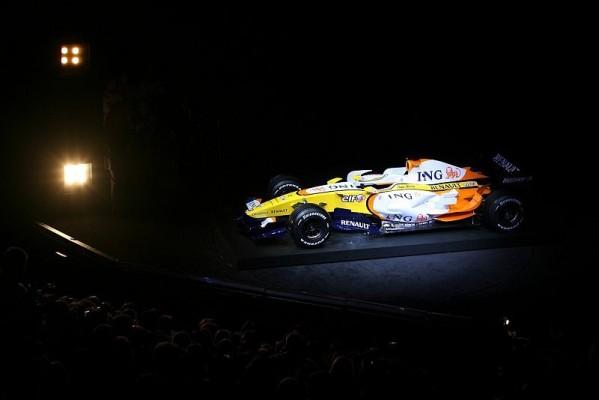 Alonso gibt Renault-Launch bekannt: Nummer 3 am 20. Januar