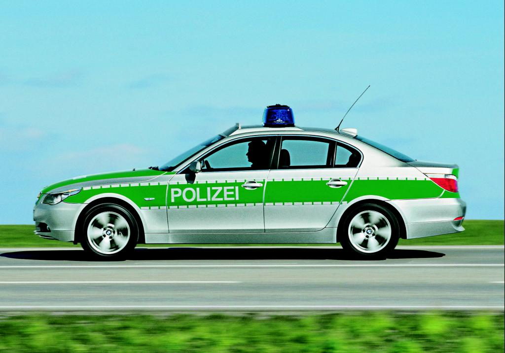 BMW bietet neue Messtechnik für Polizei