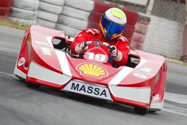 Barrichello gewinnt Kart-Event: Duell zwischen zwei Cockpit-Kandidaten