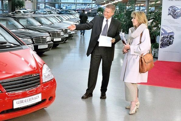 Consumer Report 2008: Internet beim Gebrauchtwagenkauf vorn