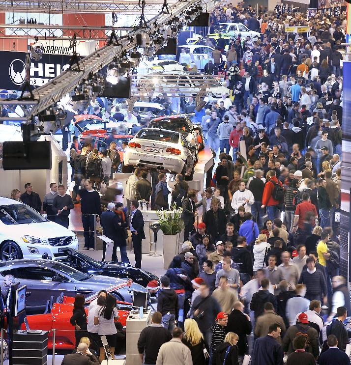 Essen Motor Show überrascht mit guten Besucherzahlen