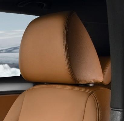 Euro NCAP zeichnet jetzt innovatives Kopfstützensystem im neuen Golf aus