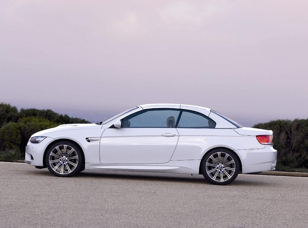 Fahrbericht BMW M3 Cabrio: Gestählt für Wind und Wetter