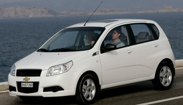 Fahrbericht Chevrolet Aveo 1.2 LS: Cityflitzer mit vier Türen
