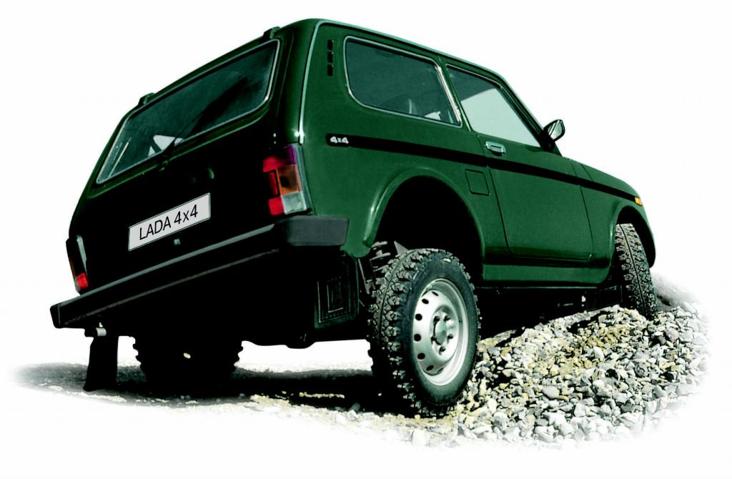 Fahrbericht Lada Niva 4x4: Rustikales für Puristen