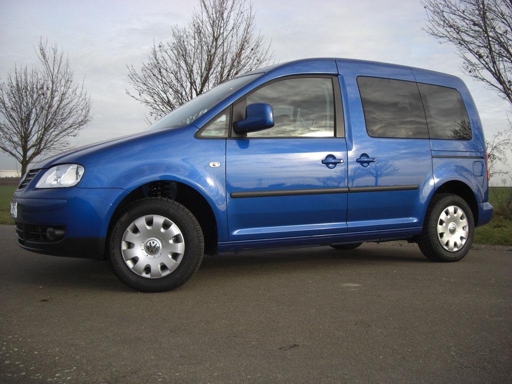 Fahrbericht: VW Caddy life - Lasttier im Smoking...?