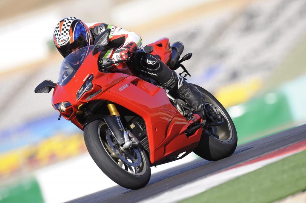 Fahrpräsentation Ducati 1198 S: Exklusiver Edelrenner
