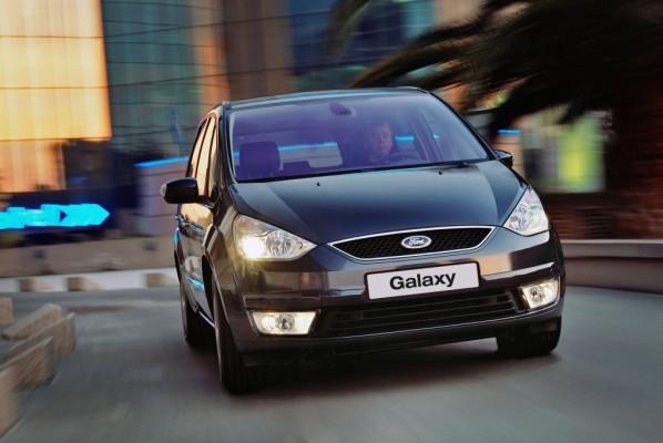 Ford Galaxy überzeugt bei Vergleichstest