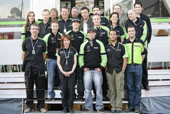 Gerüchte um Kawasaki-Ausstieg: Vom Team kein Kommentar