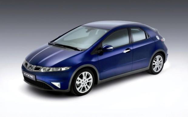 Honda Civic: Nachgeschärfter Golf-Gegner