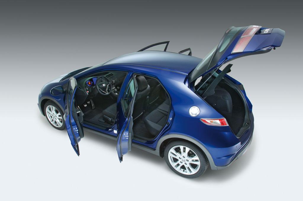 Honda Civic: Radikales Design hat sich bewährt