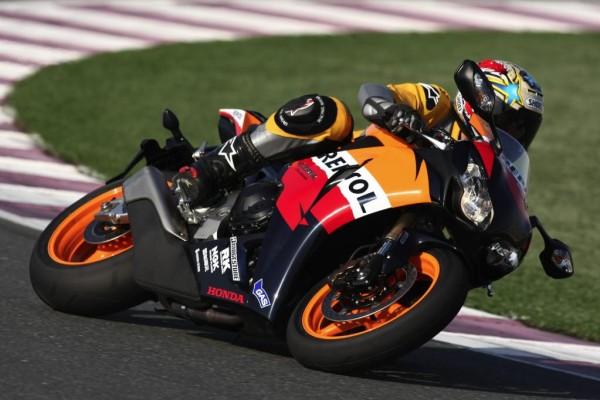 Honda Fireblade mit Combined ABS: Supersport? Aber sicher!