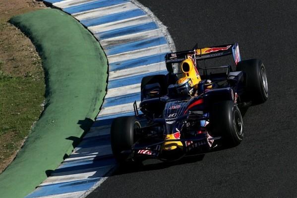 Jerez, Tag 1: Buemi wieder mit Bestzeit