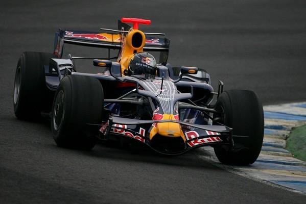 Jerez, Tag 3 : Vettel holt letzte Bestzeit