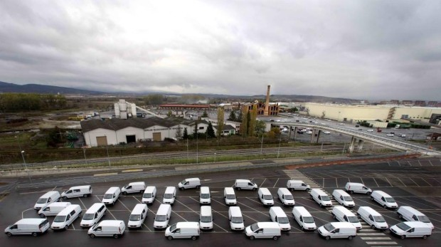 Jubiläum im spanischen Daimler-Werk