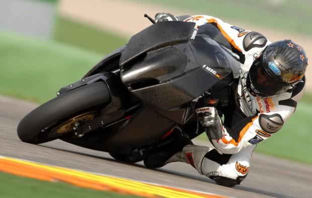 KTM startet 2009 in der deutschen Superbike-Meisterschaft