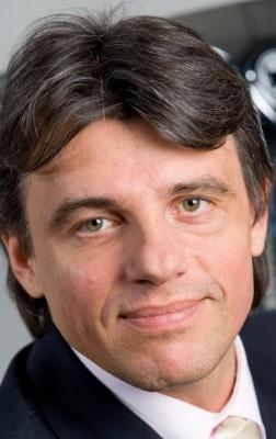 Kaiser ist Brand Country Manager Alfa Romeo und Lancia