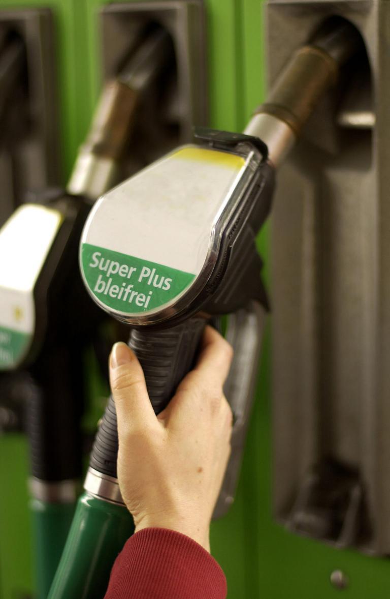 Kaum mehr Normal-Benzin verkauft