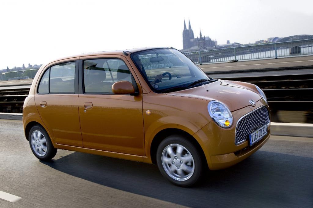 Komfort-Blinker bei Daihatsu