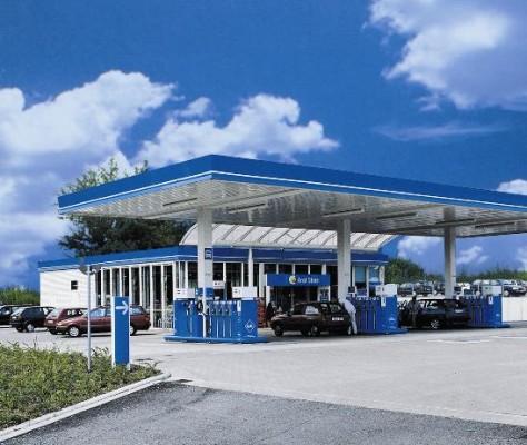 Kraftstoffkosten deutlich gesunken