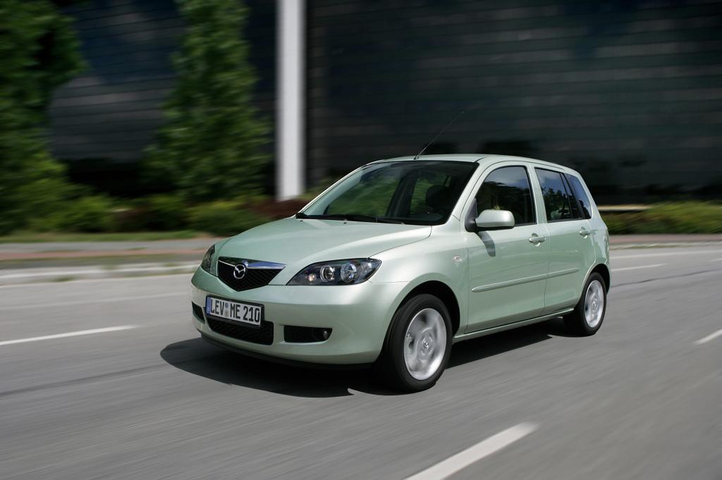 Mazda: Preisnachlass bei Filternachrüstung