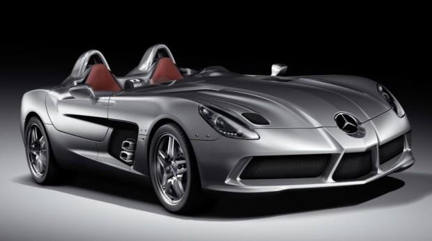 Mercedes-Benz McLaren SLR Stirling Moss kostet 750 000 Euro