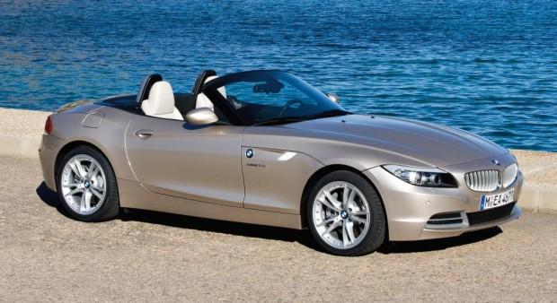 Neuer BMW Z4 mit versenkbarem Hardtop
