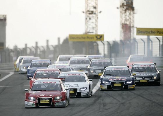 Neuer DTM-Rennkalender: Der Formel 1 ausgewichen
