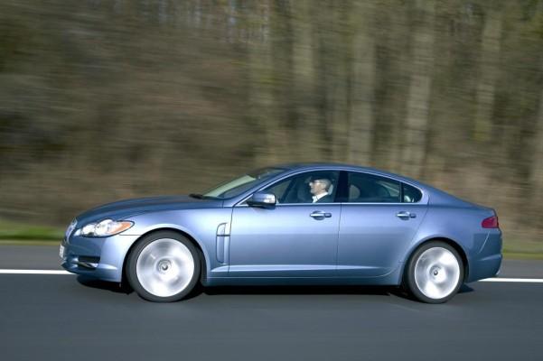 Neuer Diesel für Jaguar XF