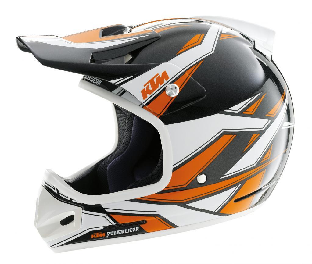 Neuer Offroad-Helm von KTM