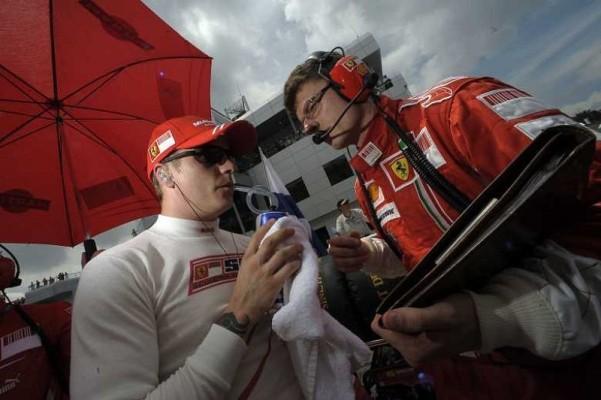 Neuer Renningenieur für Kimi Räikkönen: Stella und Räikkönen gehen in die neue Saison