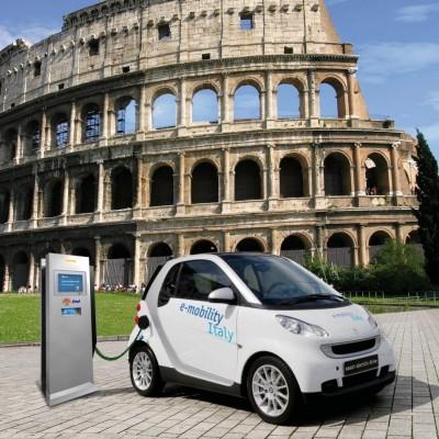 Neues Pilotprojekt mit Elektro-Autos geplant