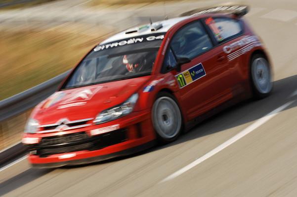 Neues Team für die WRC: Das Citroen Junior Team kommt