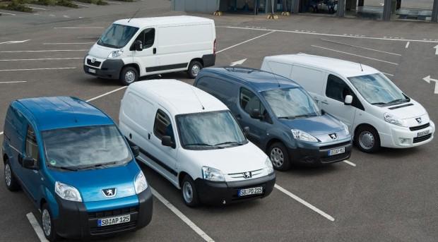 Nutzfahrzeuge von Peugeot werden teurer