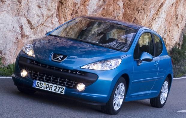 Peugeot überarbeitet 207