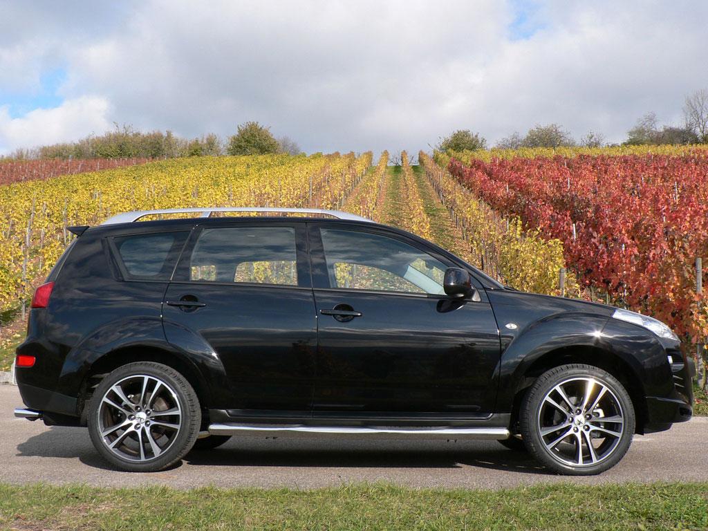 Peugeot präsentiert ''Sport Edition'' des 4007