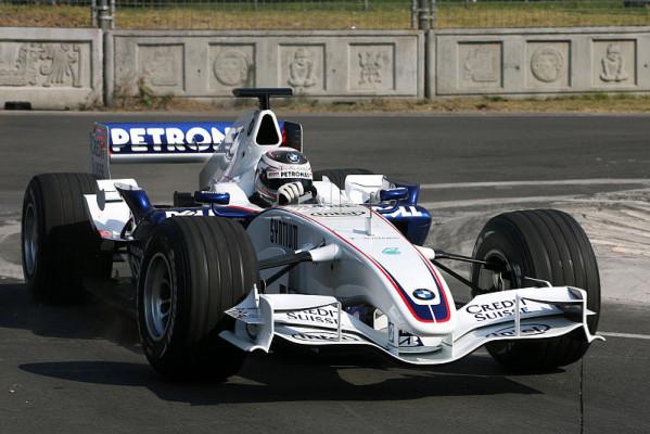 Philipp Eng schnuppert F1-Luft: Traumerfüllung in Mexiko
