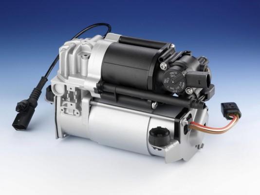 Pkw-Komfort: Neue Kompressoren für Luftfederung