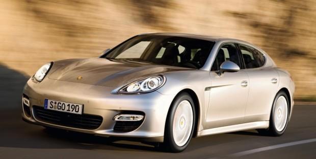 Porsche will den Panamera zuerst in Shanghai zeigen