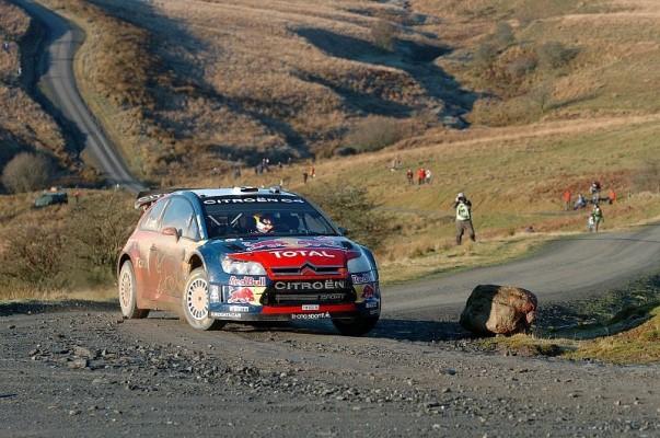 Rallye Wales: 3. Tag: Mit vier Bestzeiten zum Sieg