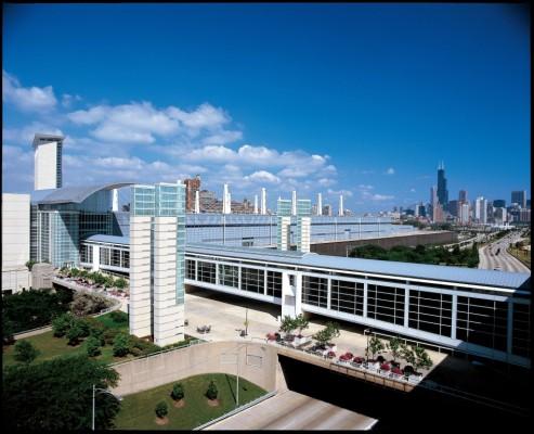 Reise zur Chicago Auto Show