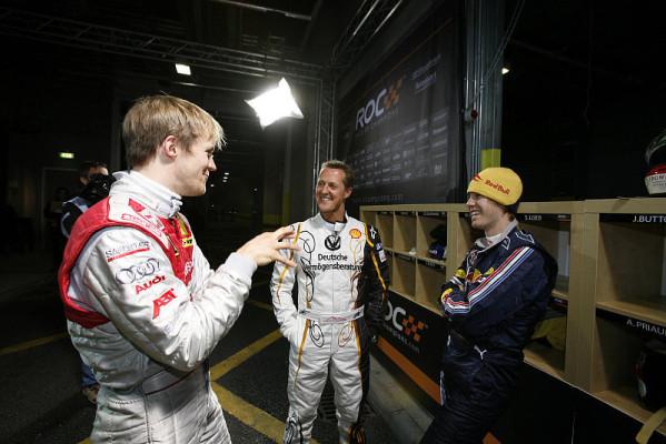 Schumacher über Vettel: Die Anlagen stimmen