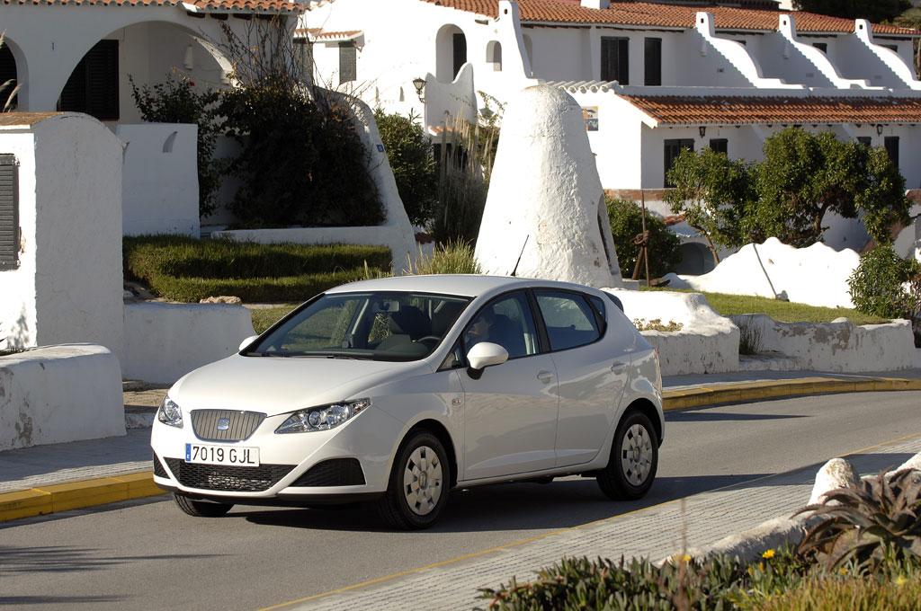 Seat Ibiza Ecomotive: Spanischer Sparsport