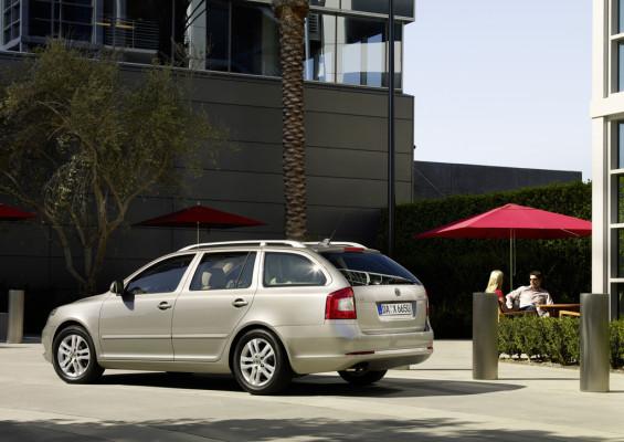Skoda Octavia: VW-Technik zu günstigen Preisen